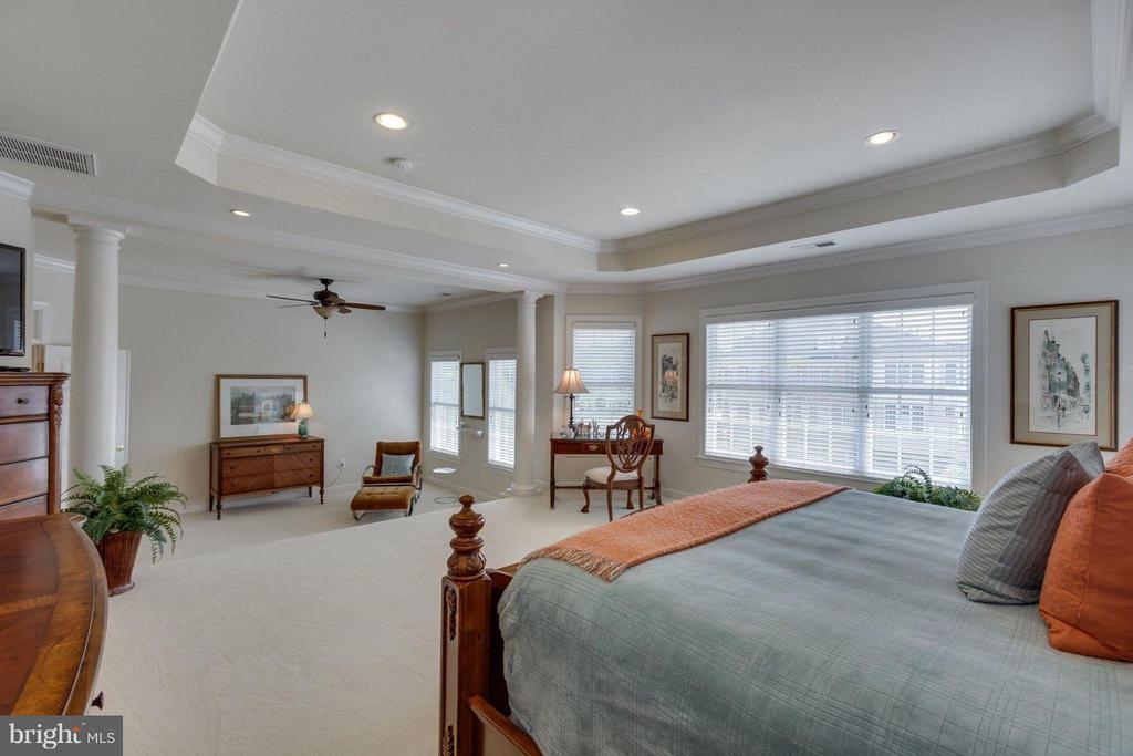 Bedroom (Master) - 24915 AVONLEA DR, CHANTILLY