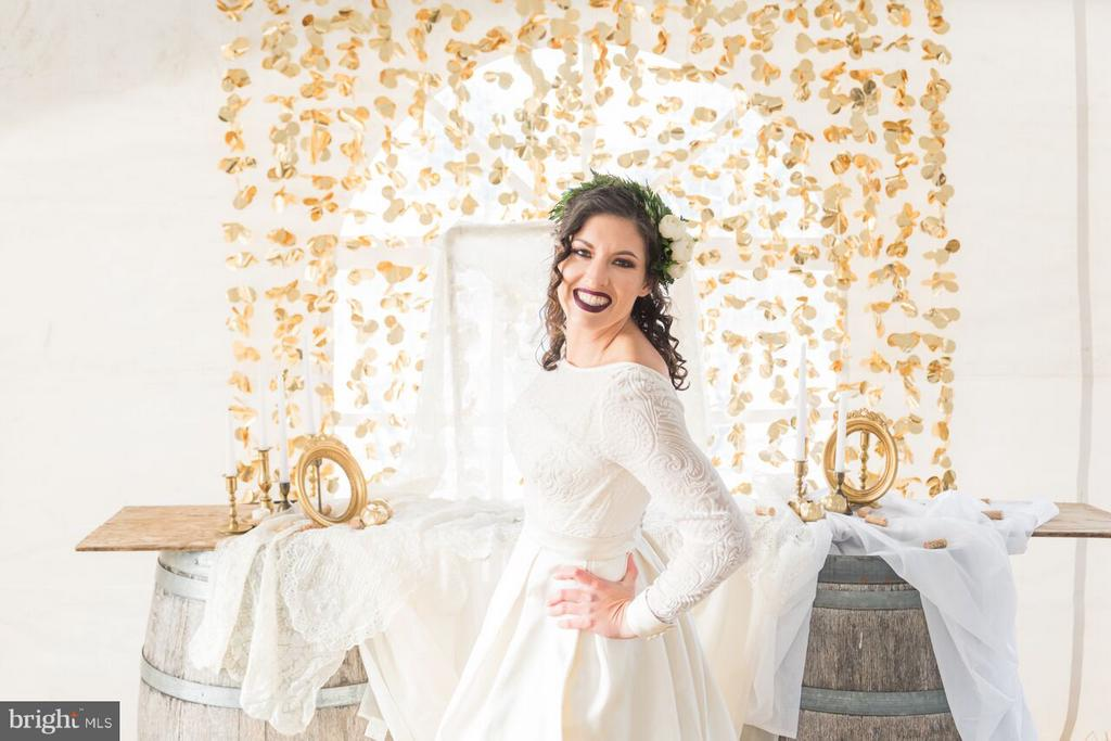 Happy bride - 15113 LIBERTY RD, MOUNT AIRY