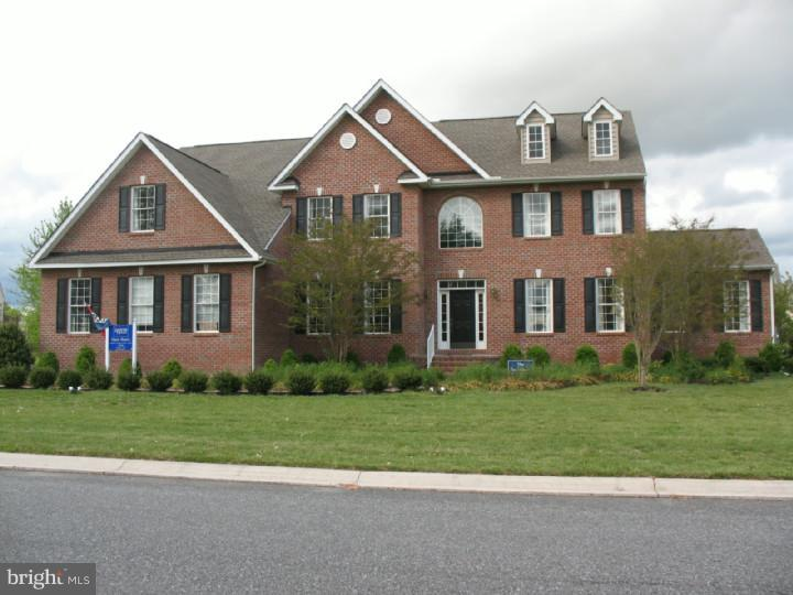 Single Family Home for Rent at 36 HAMPTON HILL Drive Camden, Delaware 19934 United States