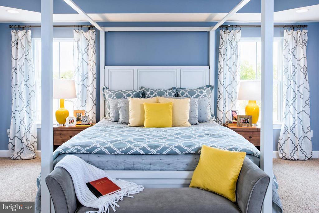 Bedroom (Master) - 0 SOURWOOD CT, STAFFORD