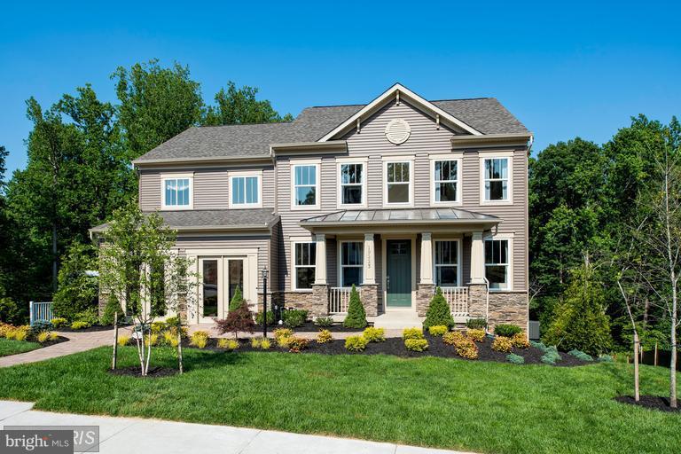 Single Family for Sale at 19223 Stoney Ridge Pl Triangle, Virginia 22172 United States