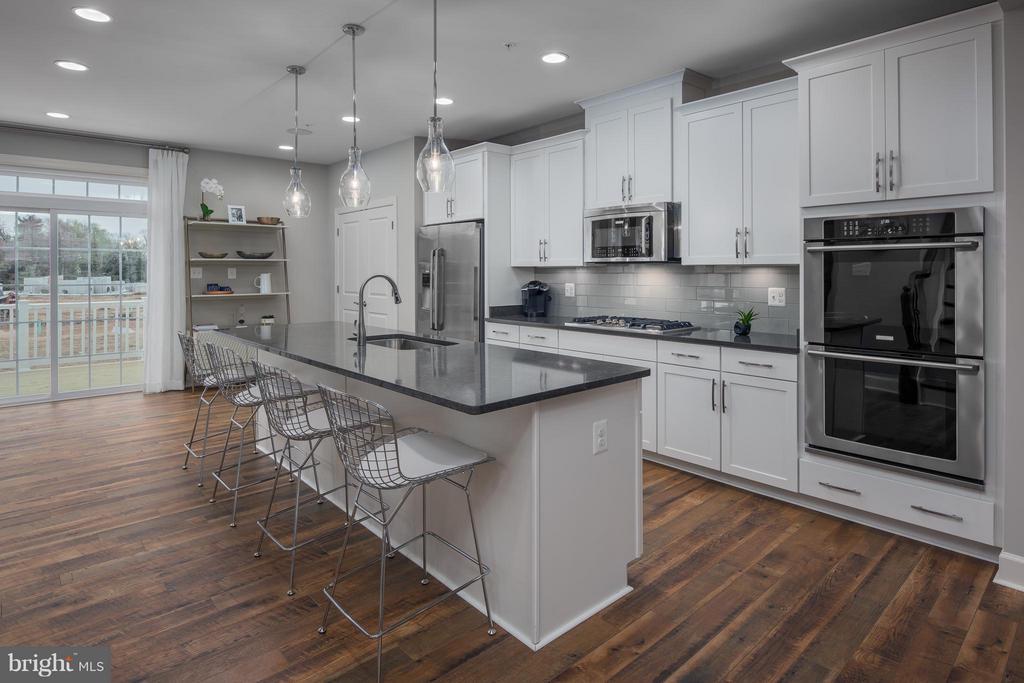 Kitchen - 0 STODDERT LN, LANDOVER