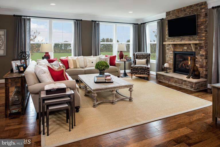 Living Room - 0 LORD SUDLEY DR, CENTREVILLE