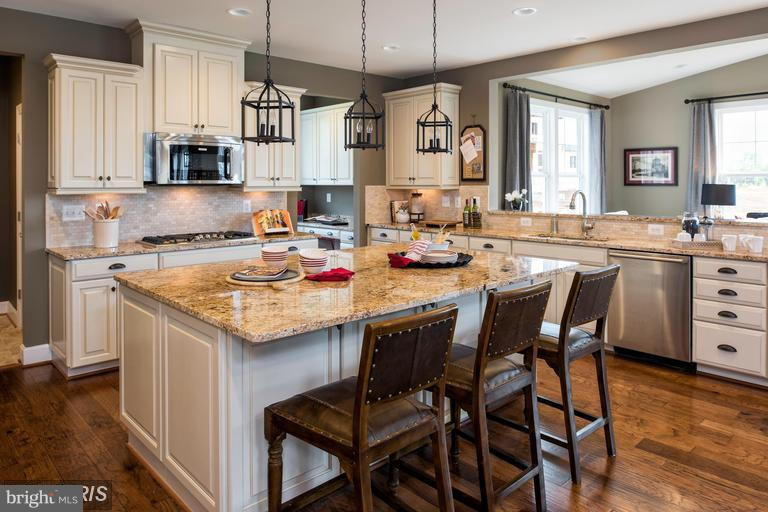 Kitchen - 0 LORD SUDLEY DR, CENTREVILLE