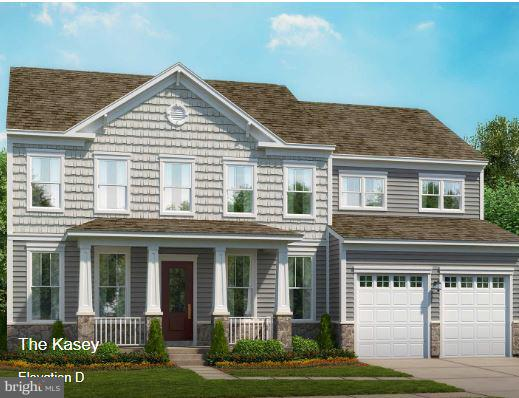 Exterior (Front) - 0 LORD SUDLEY DR, CENTREVILLE