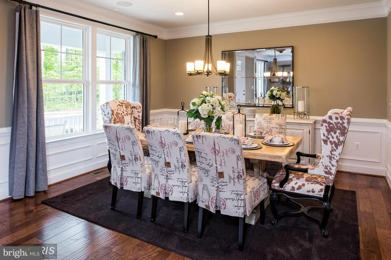 Dining Room - 0 LORD SUDLEY DR, CENTREVILLE