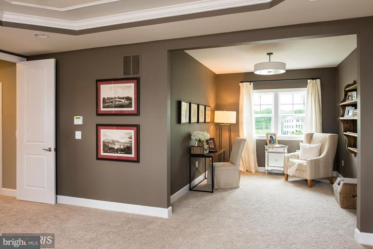 Bedroom (Master) - 0 LORD SUDLEY DR, CENTREVILLE