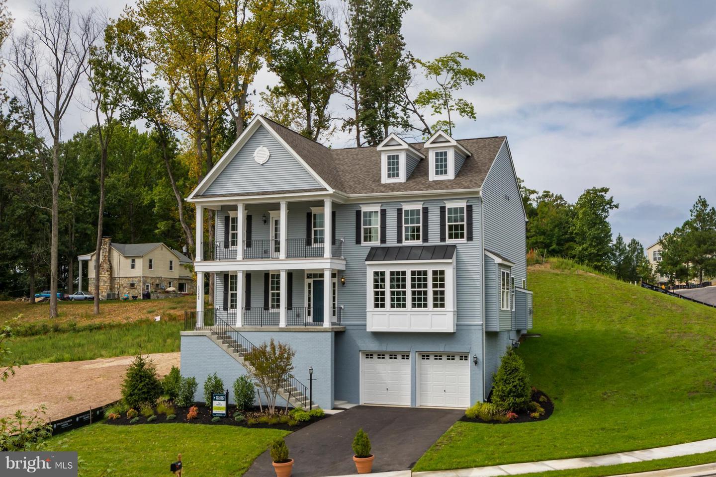 Single Family for Sale at 19226 Stoney Ridge Pl Triangle, Virginia 22172 United States