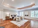 Large, but very  Intimate Master Bedroom - 9222 BRIAN DR, VIENNA