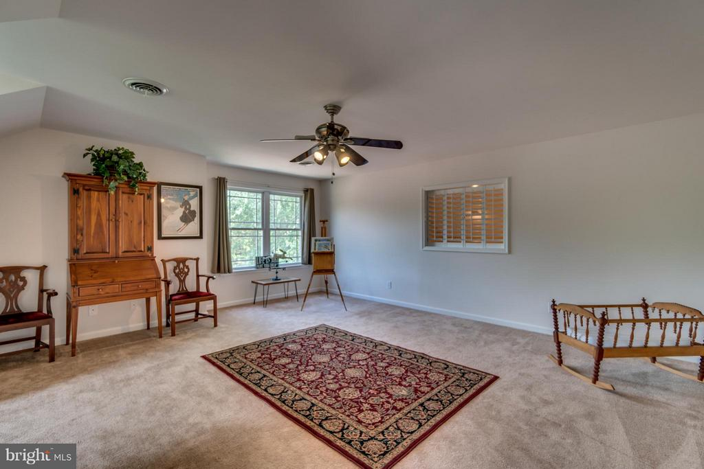 UPPER LEVEL FAMILY ROOM - 102 HARRISON CIR, LOCUST GROVE