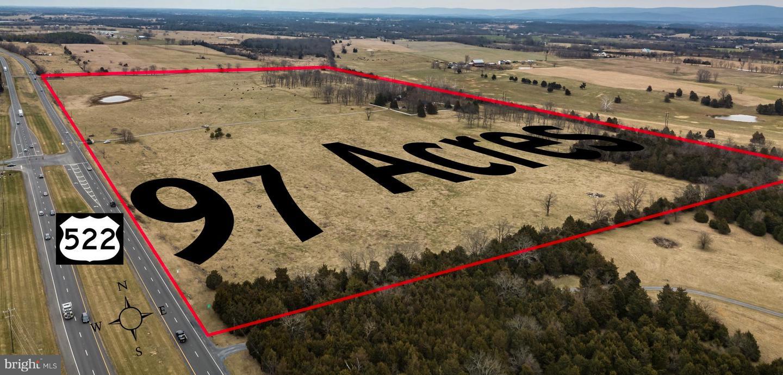 Farm for Sale at 4581 Stonewall Jackson White Post, Virginia 22663 United States