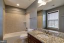 En Suite Bathroom - 6012 FOX HAVEN CT, WOODBRIDGE