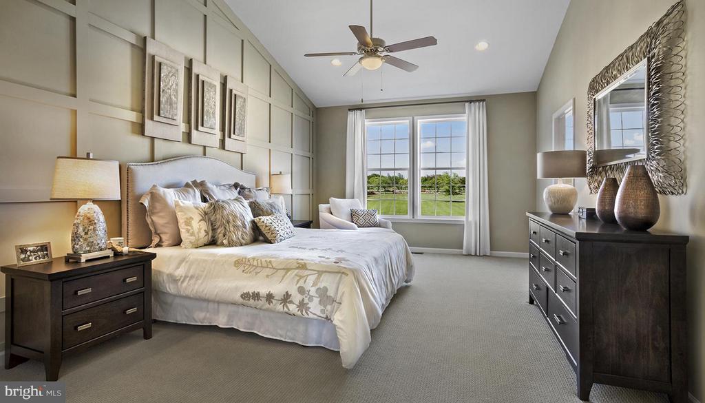 Bedroom (Master) *Photo Similar Construction* - 0 FOX STREAM WAY #CAMDEN II, UPPER MARLBORO