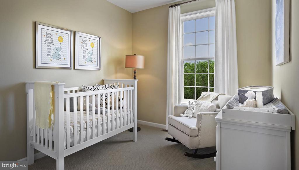 Bedroom*Photo Similar Construction* - 0 FOX STREAM WAY #CAMDEN II, UPPER MARLBORO