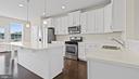 Kitchen *Photo Similar Construction* - 0 FOX STREAM WAY #CAMDEN II, UPPER MARLBORO
