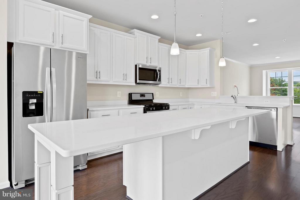 Kitchen*Photo Similar Construction* - 0 FOX STREAM WAY #CAMDEN II, UPPER MARLBORO