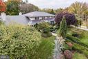 Overhead side view - 11208 STEPHALEE LN, ROCKVILLE