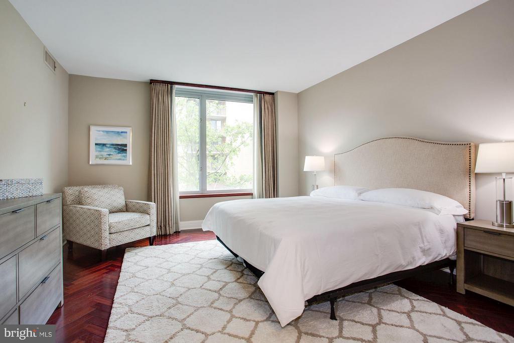Master Bedroom - 1111 23RD ST NW #2B, WASHINGTON