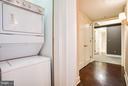 Washer/Dryer - 1111 23RD ST NW #2B, WASHINGTON