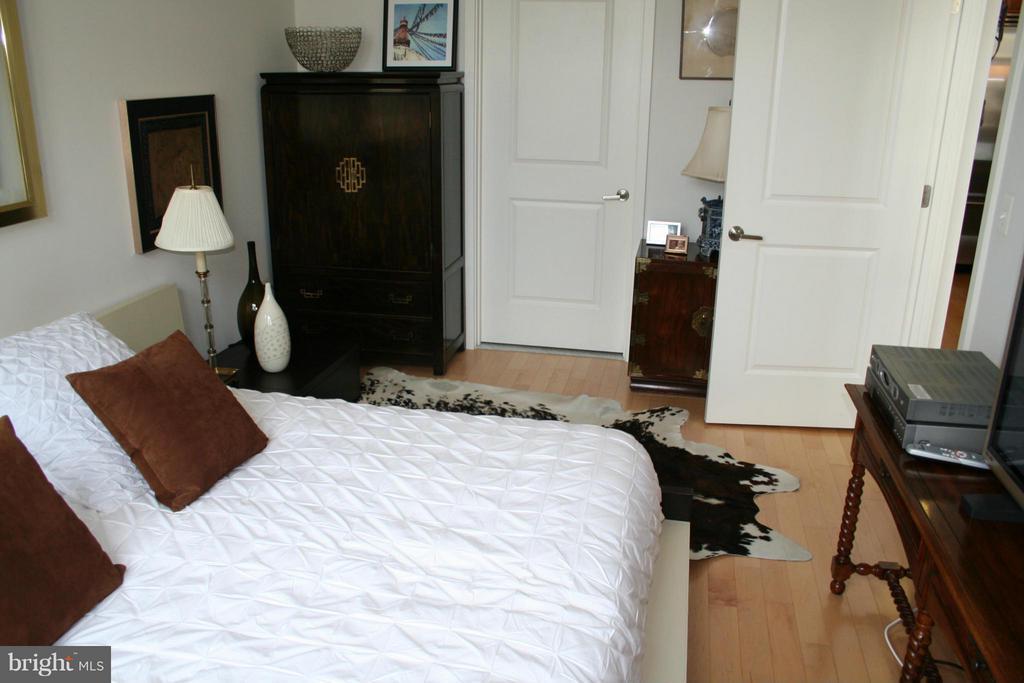 Bedroom (Master) - 4301 MILITARY RD NW #PH4, WASHINGTON