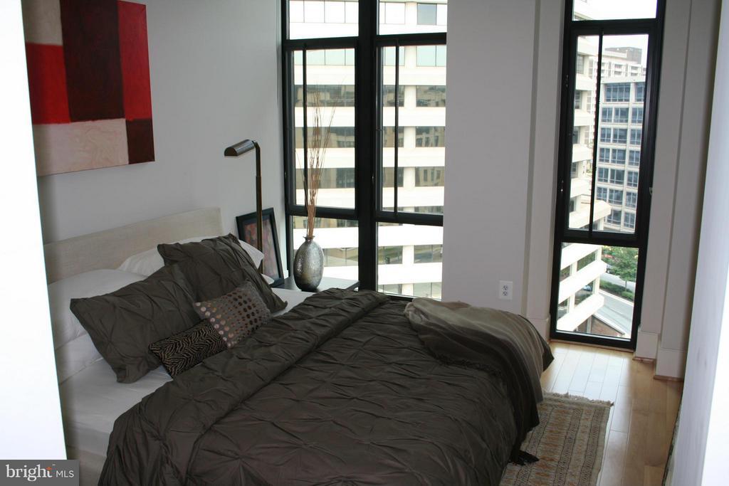 Bedroom - 4301 MILITARY RD NW #PH4, WASHINGTON