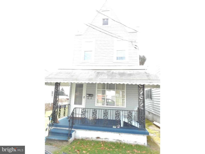 Μονοκατοικία για την Πώληση στο 712 W PINE Street Frackville, Πενσιλβανια 17931 Ηνωμενεσ Πολιτειεσ