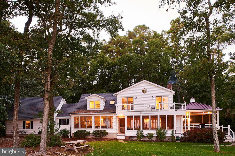 Single Family Homes para Venda às Bozman, Maryland 21612 Estados Unidos