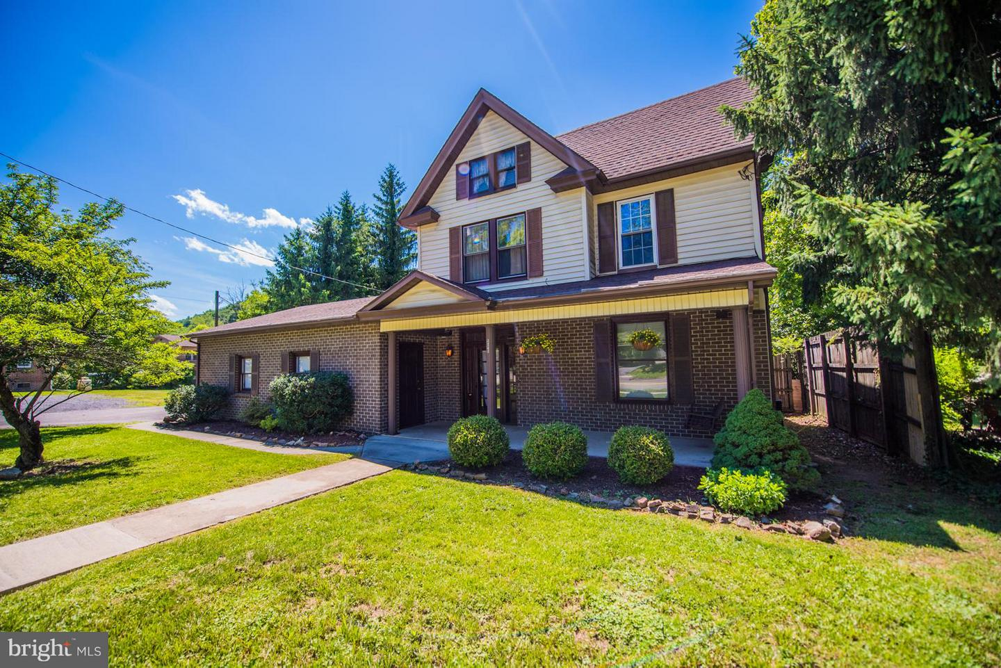 Single Family for Sale at 358 South Washington Berkeley Springs, West Virginia 25411 United States