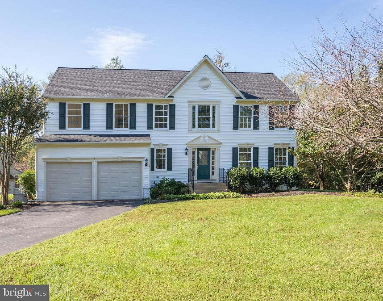Photo of home for sale at 5 Evanshire Drive, Fredericksburg VA