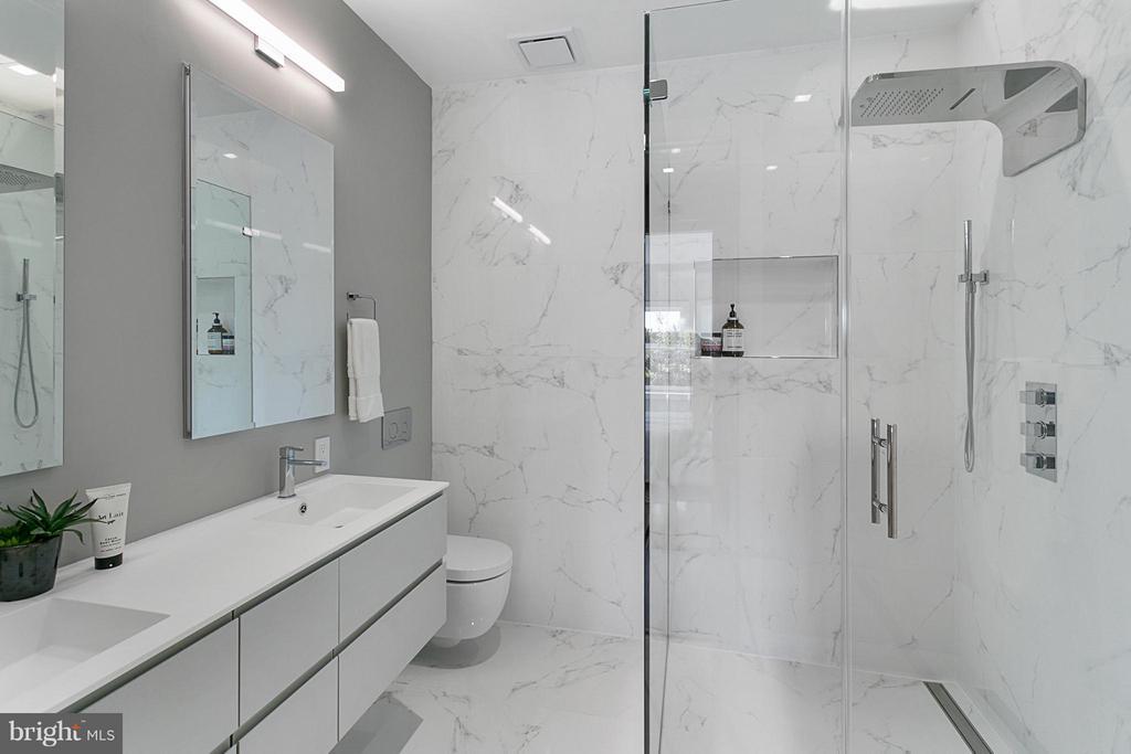 Master Bath - 1777 T ST NW #PH5, WASHINGTON