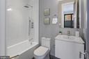 En-Suite Bath - 1777 T ST NW #PH5, WASHINGTON