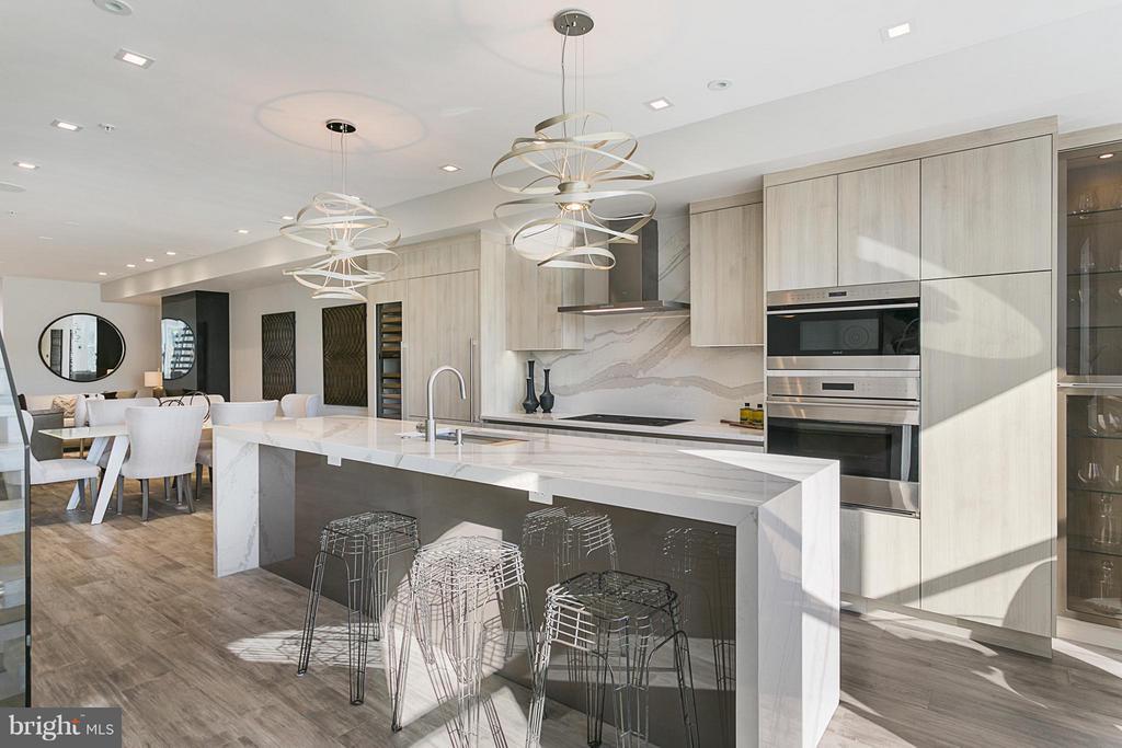Kitchen - 1777 T ST NW #PH5, WASHINGTON