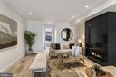 Living Room - 1777 T ST NW #PH5, WASHINGTON