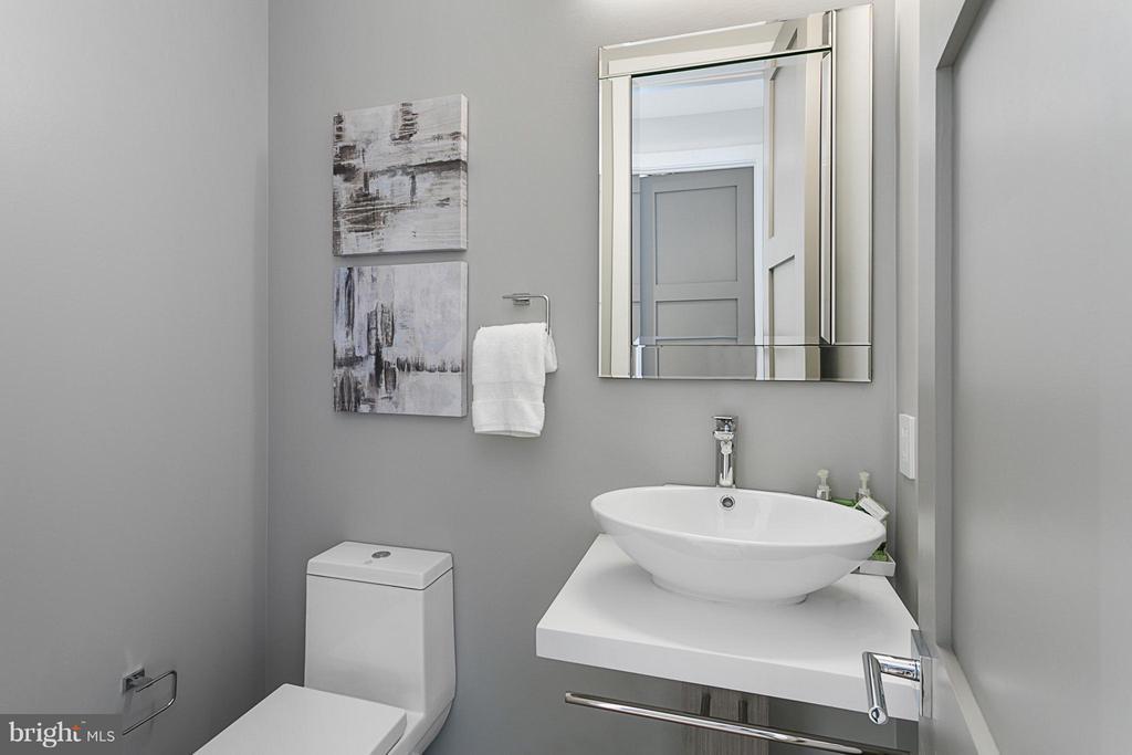 Powder Room - 1777 T ST NW #PH5, WASHINGTON