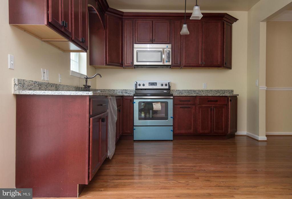 Kitchen - 5124 C ST SE, WASHINGTON