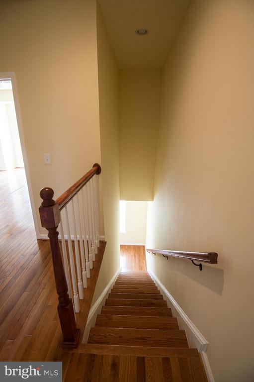 Stairs - 5124 C ST SE, WASHINGTON