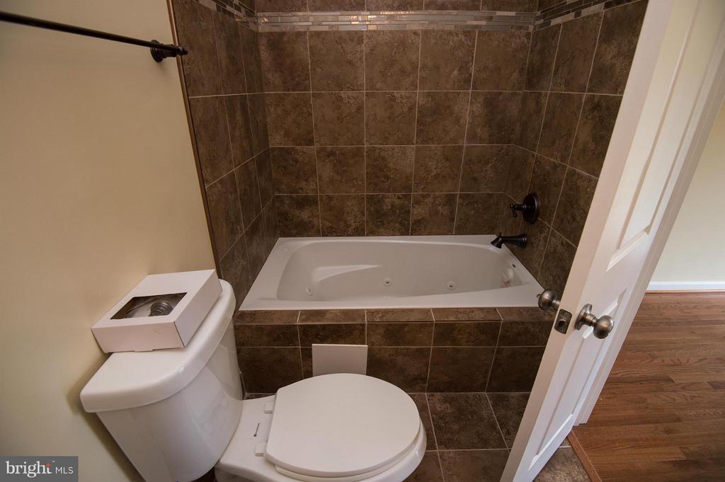Jacuzzi in the Master Bath - 5124 C ST SE, WASHINGTON