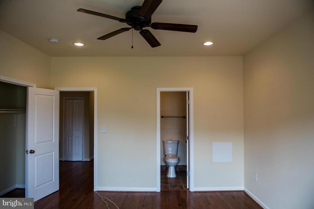 Master Bedroom Hallway - 5124 C ST SE, WASHINGTON