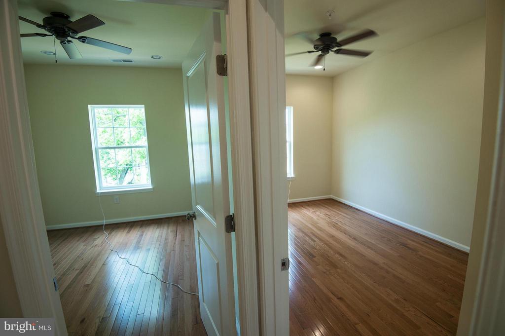 Two Back Bedrooms - 5124 C ST SE, WASHINGTON