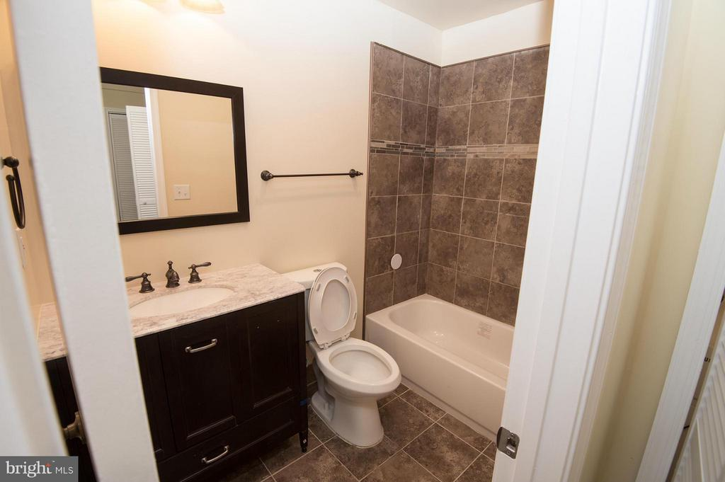 One of the Bathrooms - 5124 C ST SE, WASHINGTON