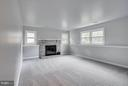 Family Room - 9503 YAWL CT, BURKE
