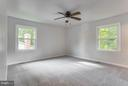 Bedroom (Master) - 9503 YAWL CT, BURKE