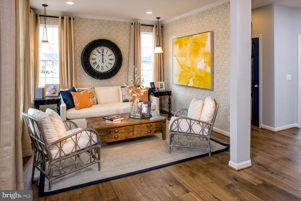 SAMPLE PHOTO -Living Room - 04 SHANDOR RD, WOODBRIDGE