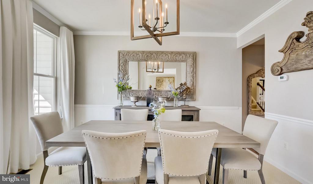 SAMPLE PHOTO - Dining Room - 05 SHANDOR RD, WOODBRIDGE
