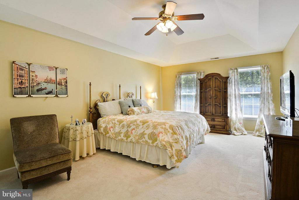 Master Bedroom - 10106 DECKHAND DR, BURKE