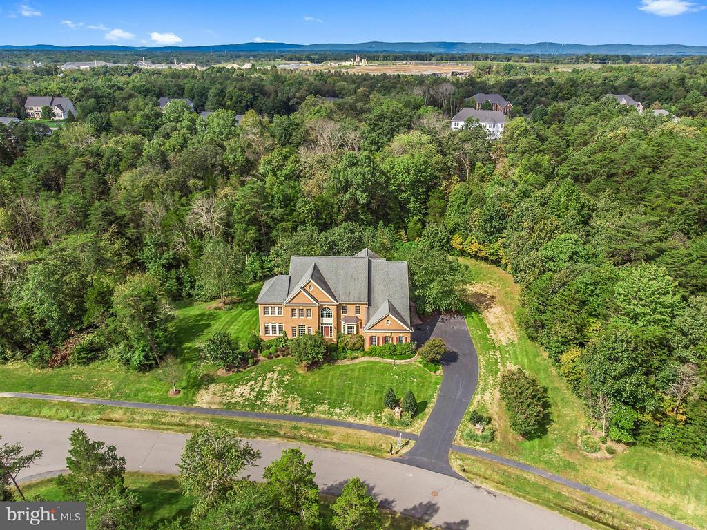 Aerial view - 27429 BRIDLE PL, CHANTILLY