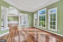 Formal Living Room - Bright and Sunny! - 27429 BRIDLE PL, CHANTILLY
