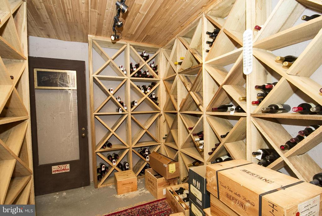 Wine cellar - 1023 WAGNER RD, TOWSON