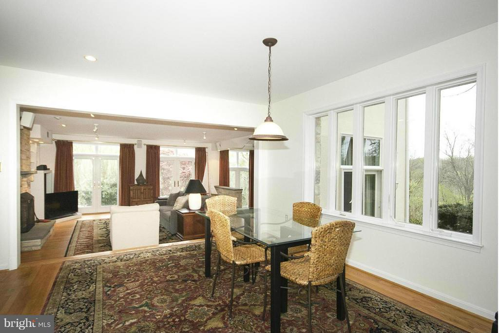 Breakfast room - 1023 WAGNER RD, TOWSON