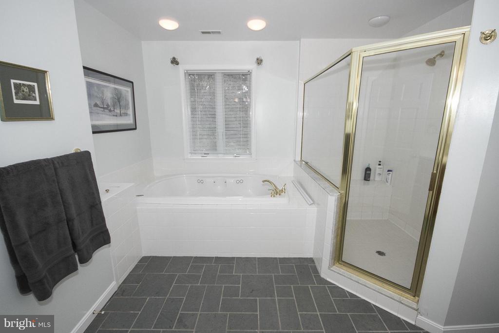 Master bathroom - 1023 WAGNER RD, TOWSON